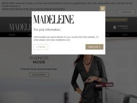 Madeleine Rabattcode